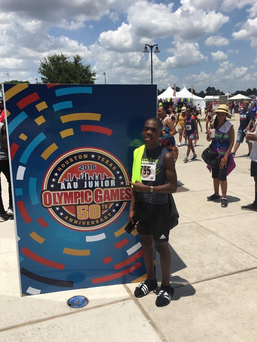 2016 AAU Jr Olympics