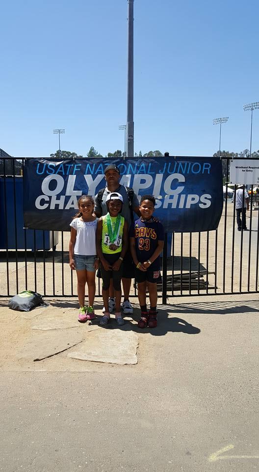 2016 USATF Junior Olympics